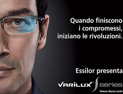 Lenti multifocali varifocali progressive Varilux S